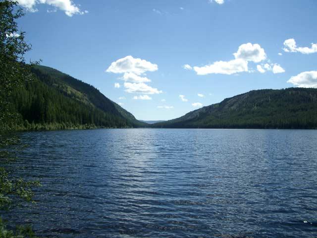 Conkle Lake Provincial Park Directions Rock Creek