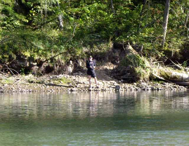 Malakwa Map Eagle River Salmon Suspension Bridge